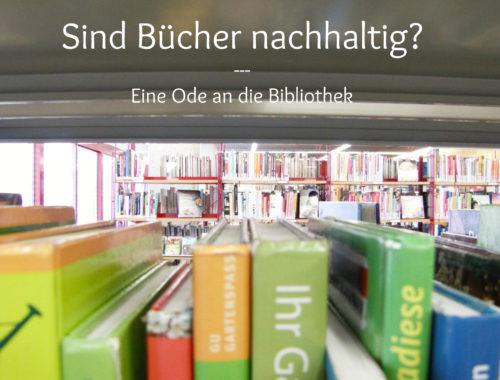 Bücher nachhaltig Bibliothek Bücherei Buch liebe
