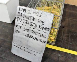 Bananenbrot für die Rettung von Lebensmitteln - www.bebananas.de